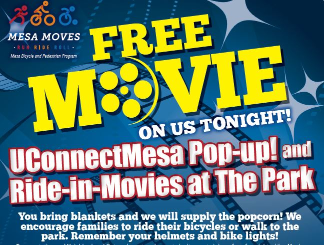 Movies in the Park Title Only