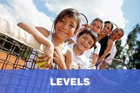 Mesa Tennis Center Tennis Levels