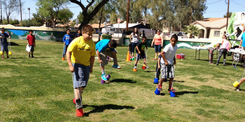 Mesa's Fun n Fitness Kids Activity