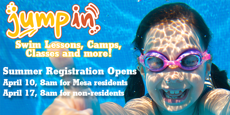 Summer Registration 2017