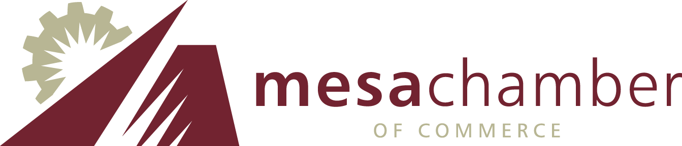 Mesa Chamber Logo