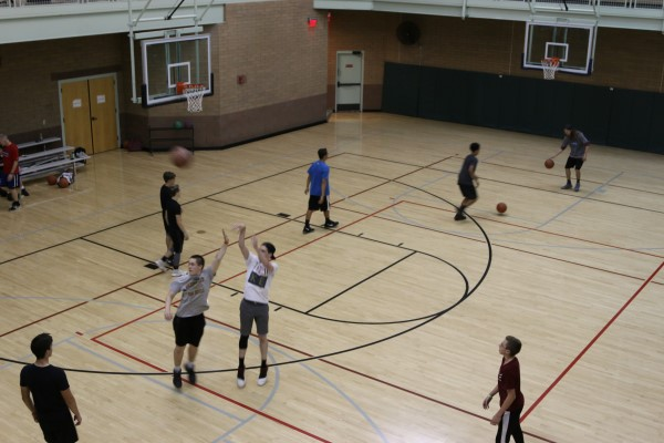 RMC Basketball Gym