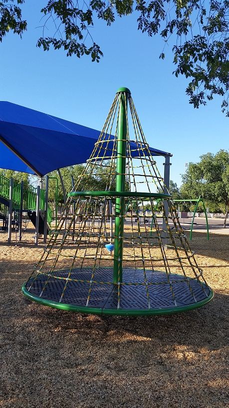 New Gene Autry playground