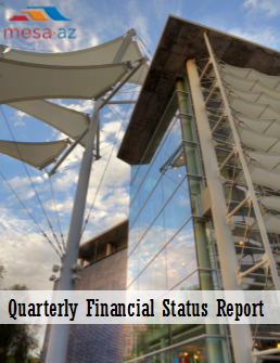 Quarterly Financial Status Report