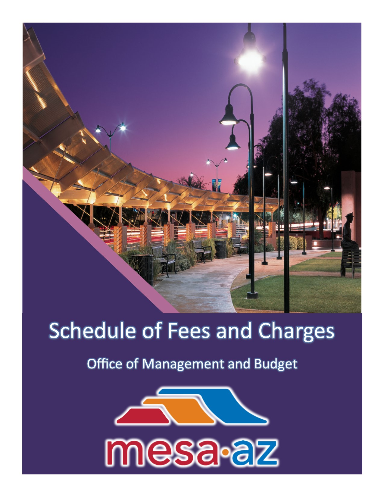 Schedule of Fees and Charges