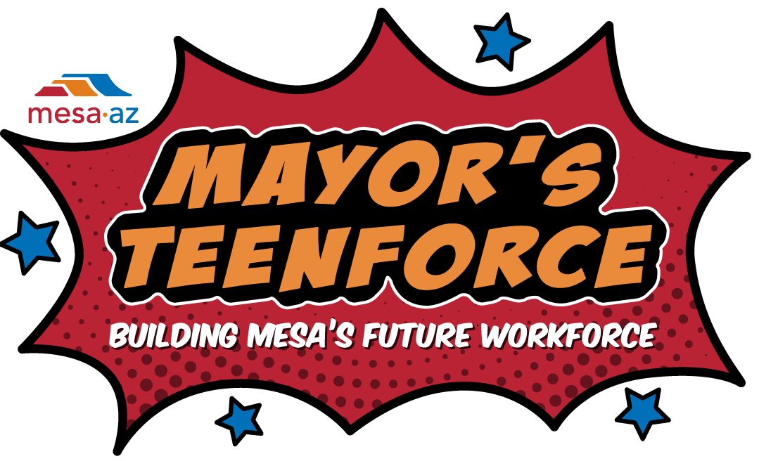 Mayor's TeenForce logo