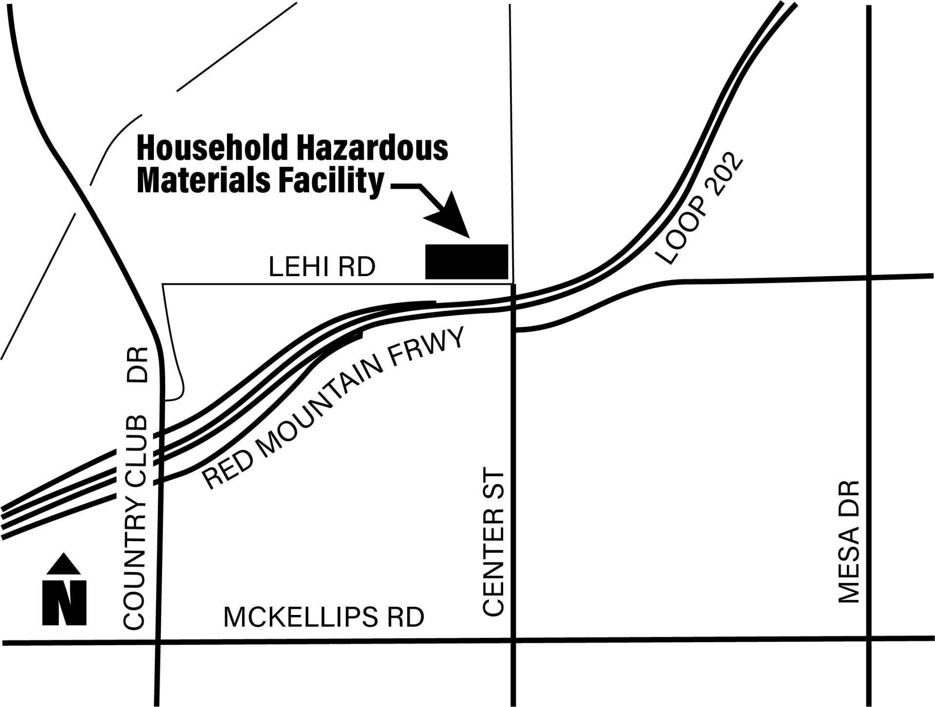 Household Hazardous Materials Program | City of Mesa