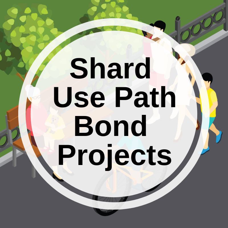 Shared Use Path Bond Projects link