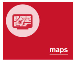 Maps-button