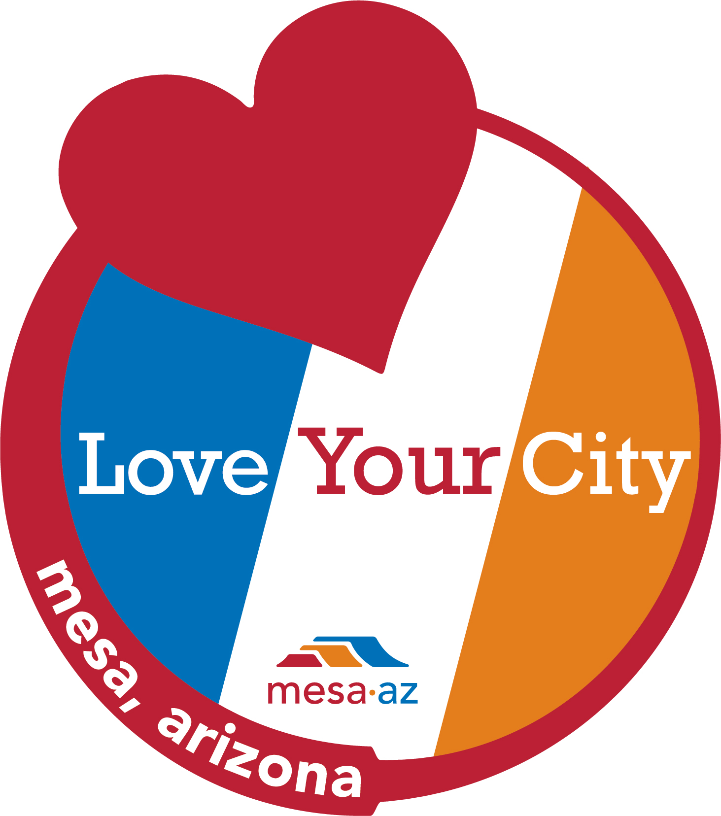 Love Your City Logo