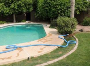Drain or Backwash your Pool | City of Mesa