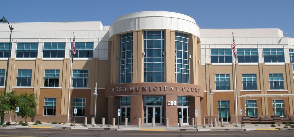 Court | City of Mesa