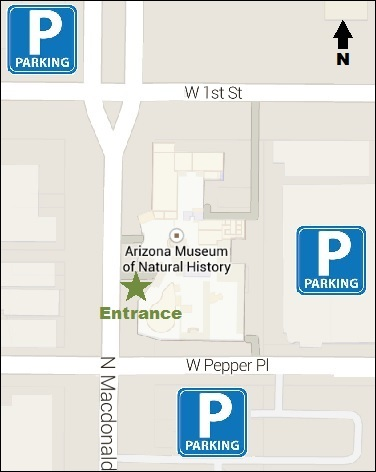 museum event parking