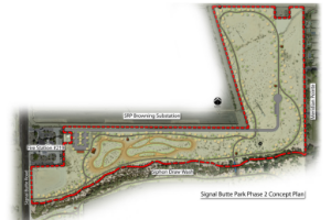 Signal Butte and Elliot Park Project